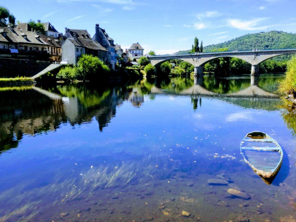 Corrèze et Dordogne offrent de très beaux points de vue.